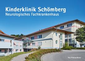 Außenansicht der Kinderklinik Schömberg.