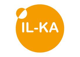 Logo des Inklusionsunternehmens IL-KA gGmbH