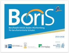 Logo des BORIS Berufswahlsiegels