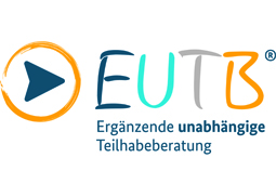 Logo der Ergänzenden unabhängigen Teilhabeberatung - EUTB