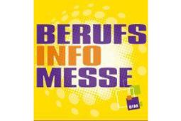 Logo der Berufsinfomesse